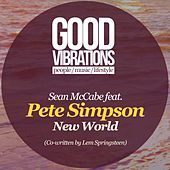 New World (feat. Pete Simpson) by Sean McCabe