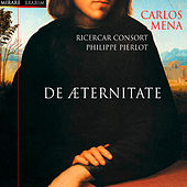 J.C Bach: De Aeternitate by Various Artists