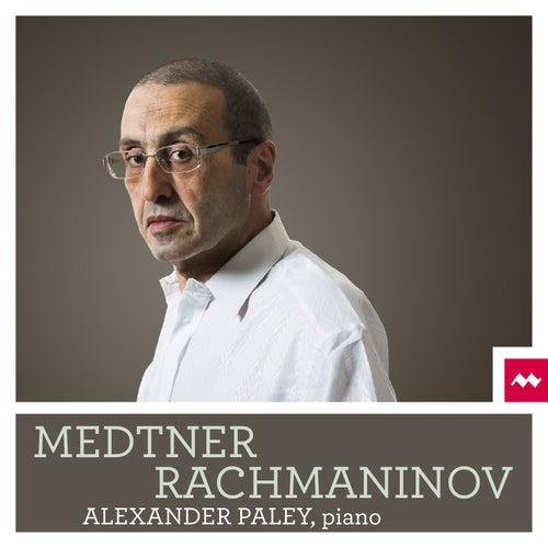Medtner & Rachmaninov by Alexander Paley