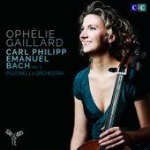 Carl Philipp Emanuel Bach, Vol. 2 by Ophélie Gaillard and Pulcinella Orchestra