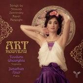 Strauss, Zemlinsky, Ravel & Respighi: Art nouveau by Teodora Gheorghiu and Jonathan Aner