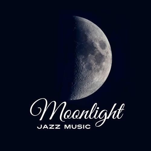 Moonlight Jazz Music – Evening Jazz Session, Peaceful Piano Bar, Instrumental Note, Background Music to Rest de Soft Jazz