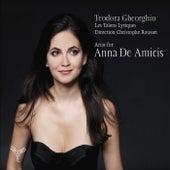 Arias for Anna De Amicis by Les Talens Lyriques