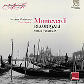 Monteverdi: Madrigali Vol. 3, Venezia (Live) by Various Artists
