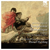 Berlioz: Symphonie Fantastique - Rameau: Suite de Hippolyte et Aricie by Swedish Radio Symphony Orchestra and Daniel Harding