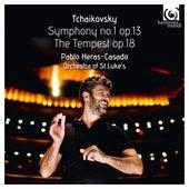 Tchaikovsky: Symphony No.1, Op. 13 & The Tempest, Op. 18 by Orchestra of St Luke's and Pablo Heras-Casado