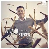 Vivaldi: Concerti per flauto by I Barocchisti and Diego Fasolis Maurice Steger