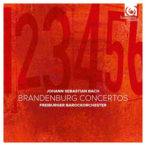 J. S. Bach: Brandenburg Concertos by Freiburger Barockorchester