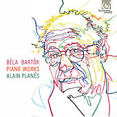 Bartók: Piano Works by Alain Planès