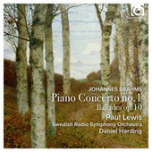 Brahms: Piano Concerto No.1 op. 15 by Various Artists