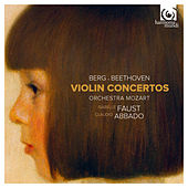 Berg & Beethoven: Violin Concertos by Various Artists