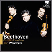 Beethoven: Complete Piano Trios by Trio Wanderer