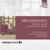 Mendelssohn: Octet, Op. 20 & Romance Sans Paroles by Various Artists