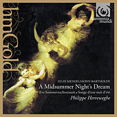 Mendelssohn: Ein Sommernachtstraum (A Midsummer's Night Dream) by Various Artists