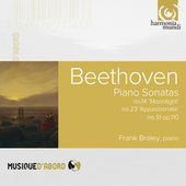 Beethoven: Piano Sonatas by Frank Braley