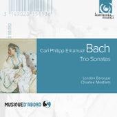 Carl Philipp Emanuel Bach: Triosonaten by London Baroque and Richard Egarr