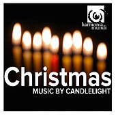 Christmas Music by Candlelight by Various Artists