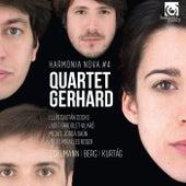 Quartet Gerhard - harmonia nova #4 by Quartet Gerhard