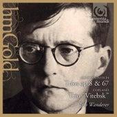 Shostakovich: Trios, Op. 8 & 67 by Trio Wanderer