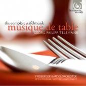 Telemann: Complete Tafelmusik by Various Artists