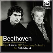 Beethoven: Complete Piano Concertos by Various Artists