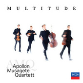 Multitude by Apollon Musagete Quartett