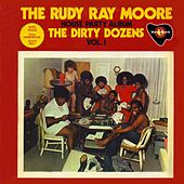 The Dirty Dozens House Party Album by Rudy Ray Moore