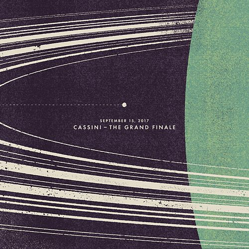 September 15, 2017: Cassini - The Grand Finale by Sleeping At Last
