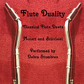 Flute Duality by Debra Stombres