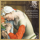 Lamentations from the Renaissance by Huelgas-Ensemble and Paul Van Nevel