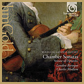 Mozart: Chamber Sonatas by Charles Medlam and London Baroque