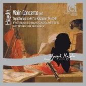 Haydn: Violin Concerto No.1 by Gottfried von der Goltz and Freiburger Barockorchester