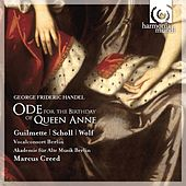 Handel: Ode for the Birthday of Queen Anne by Various Artists