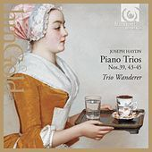 Haydn: Piano Trios by Trio Wanderer