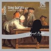 Haydn: String Quartets, Op.33 by Cuarteto Casals