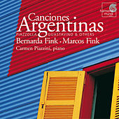 Canciones argentinas by Various Artists