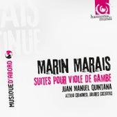 Marais: Suites pour viole de gambe et basse continue by Various Artists