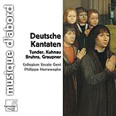 Deutsche Kantaten by Various Artists