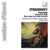 Stravinsky: Pulcinella by Josep Pons and Orquestra de Cambra Teatre Lliure