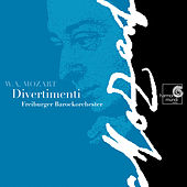 Mozart: Divertimenti by Freiburger Barockorchester