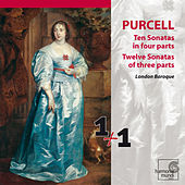 Purcell: Trio Sonatas by The London Baroque