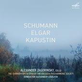 Schumann, Elgar, Kapustin by Various Artists
