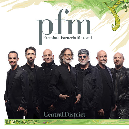 Central District by Premiata Forneria Marconi
