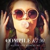 Compile K7 90 : Au top des années 90 by Various Artists
