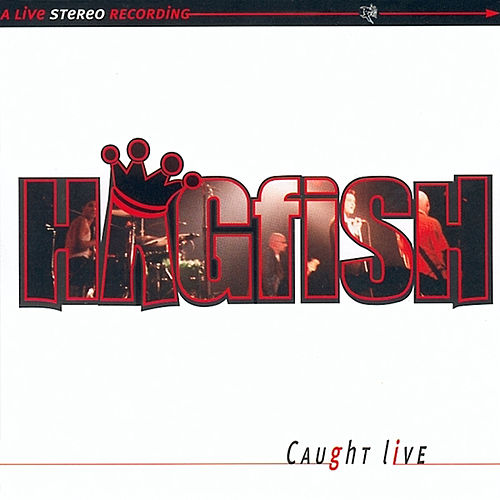 Caught Live by Hagfish