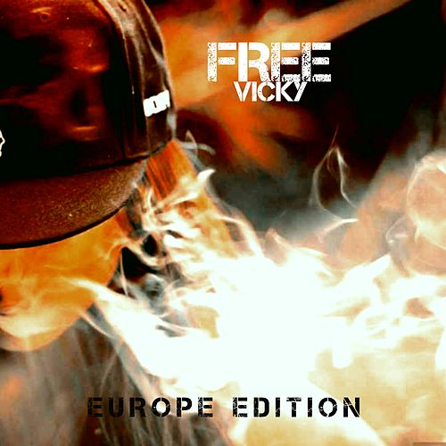 Free (Europe Edition) de Vicky