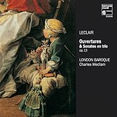 Leclair: Trio Sonatas by The London Baroque