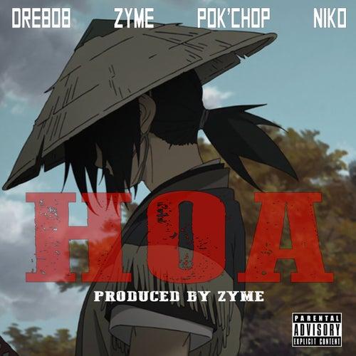 Hoa (feat. Dre808, Pok'chop & Niko) by Zyme