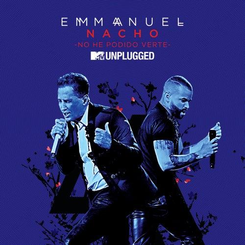 No He Podido Verte (MTV Unplugged) by Nacho