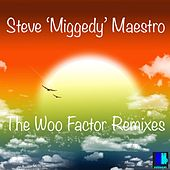 The Woo Factor Remixes by Steve 'Miggedy' Maestro